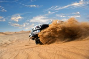 Trick Trucks | Sand Tires | Beach Driving